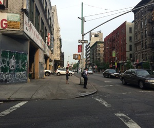 city, inspo, and little italy image