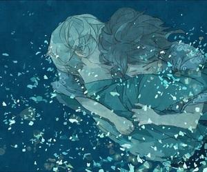love, anime, and art image
