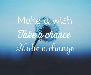 blue, make a wish, and phrases image