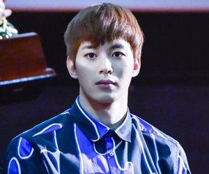 boy, korea, and hongbin image