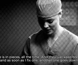 grey's anatomy, quote, and life image