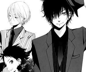 manga and tonari no kaibutsu kun image