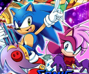 Sonic the hedgehog and sonic underground image