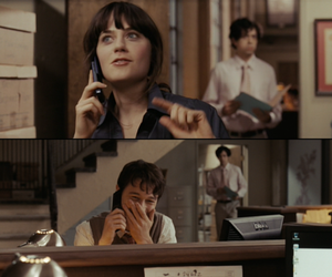 500 Days of Summer, zooey deschanel, and love image