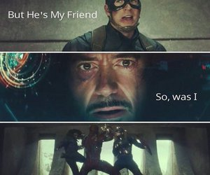 Avengers, film, and heros image