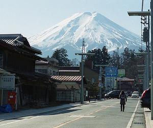 fuji and japan image