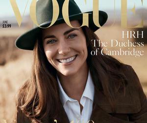 magazine, vogue, and kate middleton image