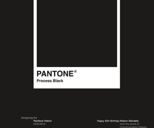 pantone and black image