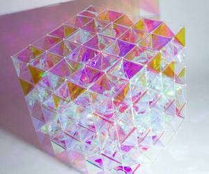 art, cool, and cube image