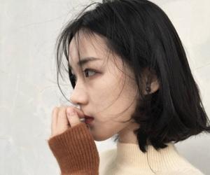 asian, korean, and makeup image