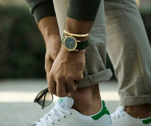 fashion, man, and shoes image