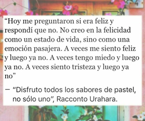 felicidad, frases, and frases de amor image