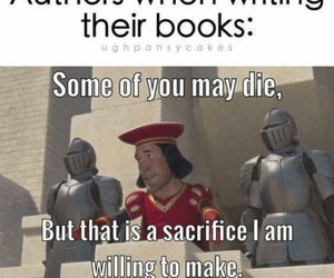 authors, harry potter, and books image