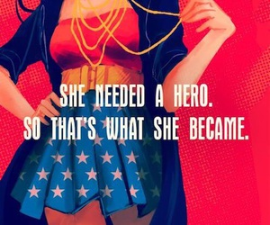 hero, quotes, and woman image
