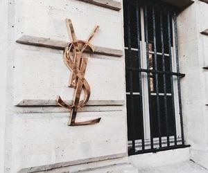 YSL, theme, and luxury image
