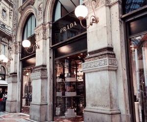 Prada, luxury, and architecture image