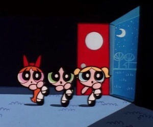 cartoon, powerpuffgirls, and power puff girls image