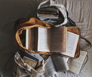 book, reading, and indie image