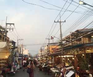 thailand and nightmarket image