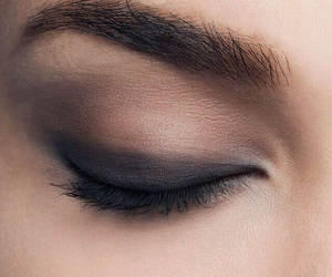 eye, make up, and beautiful image