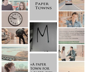 john green, nat wolff, and paper towns image