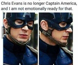 captain america, Marvel, and chris evans image