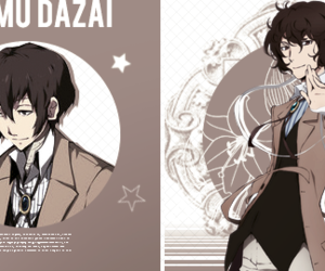 bungo stray dogs and bungou stray dogs image