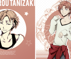 anime, boy, and bungou stray dogs image