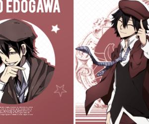 anime, black hair, and boy image
