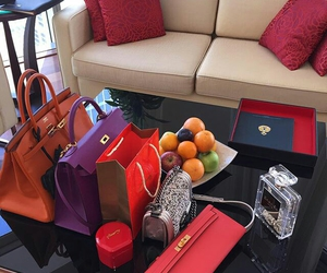 hermes, bag, and Birkin image