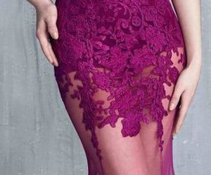 dress, gorgeous, and lace image