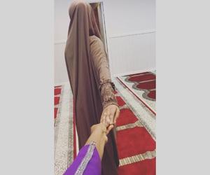 bff, muslim, and jilbab image