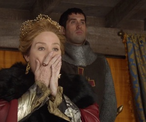 Queen, royal, and megan follows image