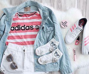 adidas, costume, and fasion image