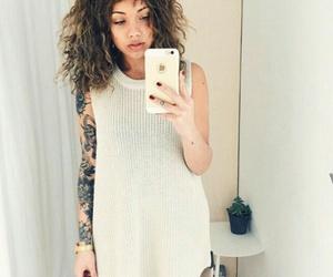 tattoo, beautycrush, and fashion image