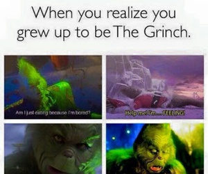 funny, the grinch, and grinch image