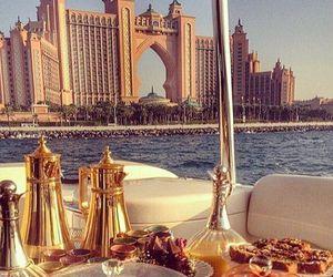 Dubai, luxury, and travel image