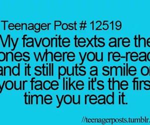 text, teenager post, and smile image