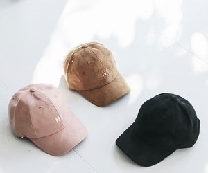 style, fashion, and cap image
