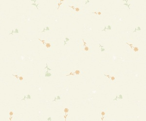beige, green, and wallpapers image