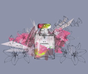 chanel, wallpaper, and perfume image