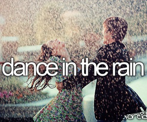 dance, rain, and before i die image