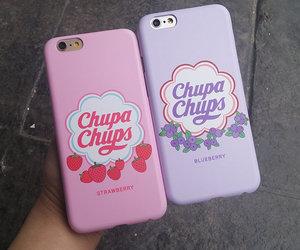 case, chupa chups, and phone case image