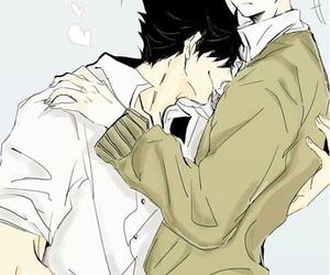 anime, boy, and boy x boy image