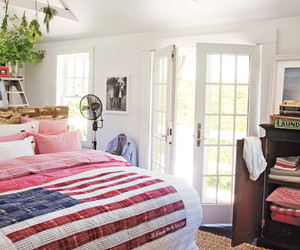 america, flag, and lexington image