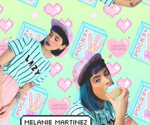 melanie martinez, wallpaper, and cry baby image