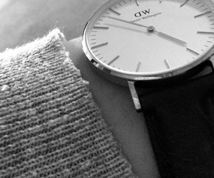 dw, montre, and daniel wellington image
