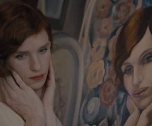 movie, redmayne, and the_danish_girl image