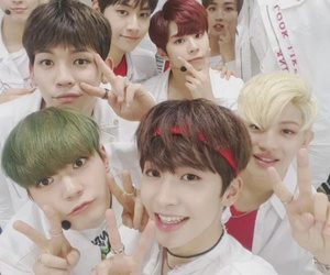 up10tion, kpop, and wei image