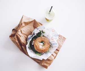 bagels, delicious, and food image